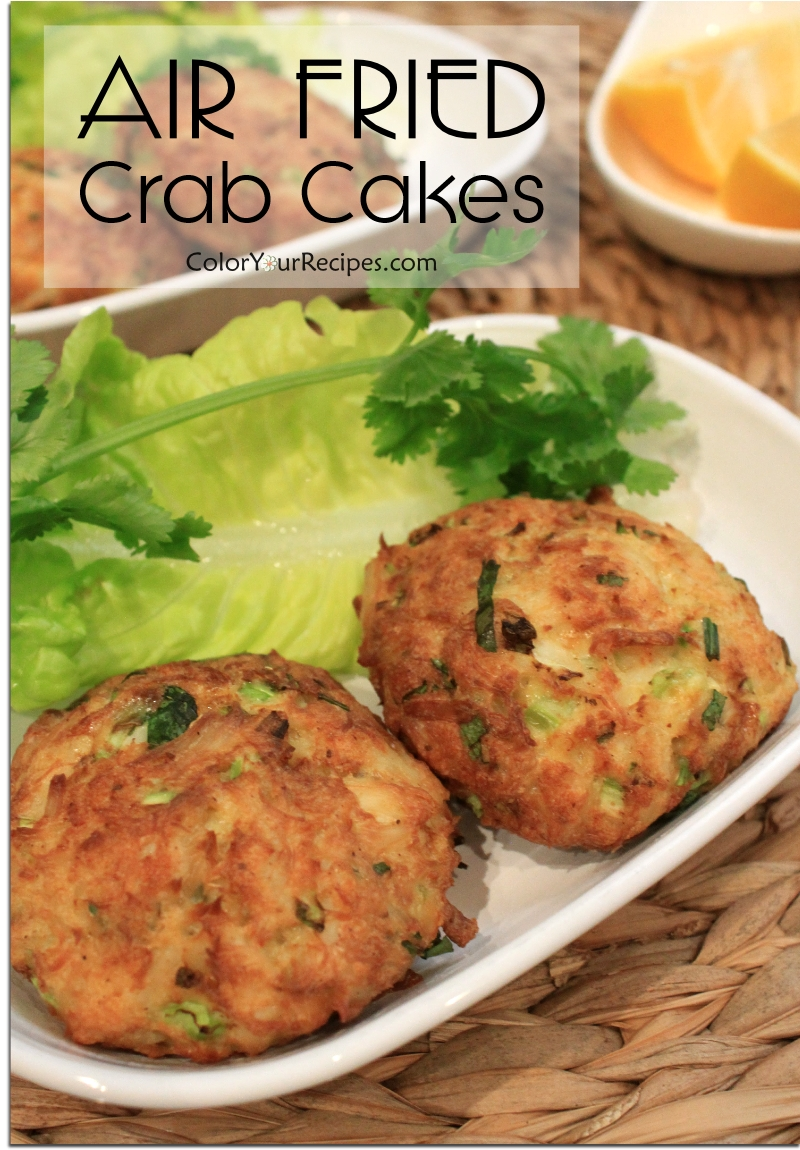 Simple Pan Fried Crab Cakes
