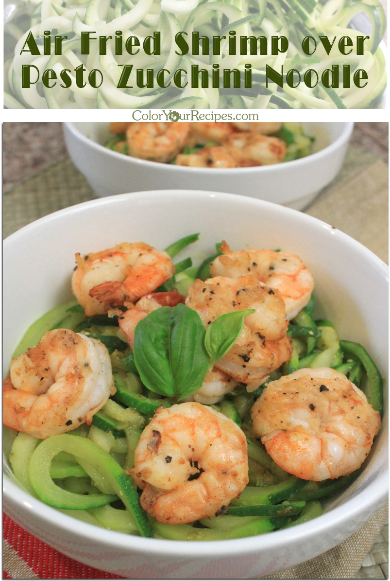 Have You Ever Tried Cooking Shrimp Using An Air Fryer? Well, This Is A  Super Simple Way To Have Your Shrimp Cooked Fast And Without Fussu2026and It Is  Delicious ...