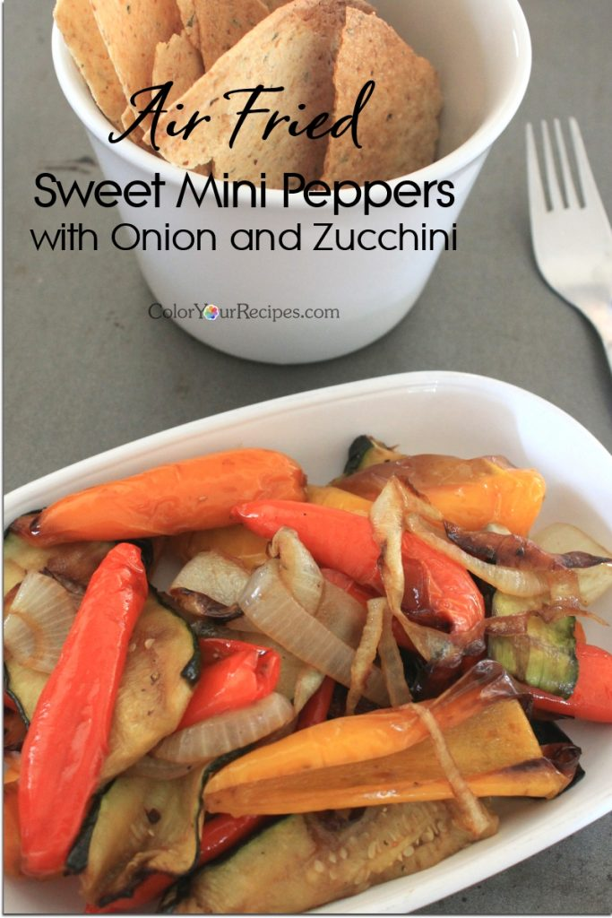 Air Fryer Recipes - Magazine cover